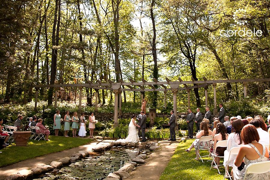 Codman Estate Wedding Photos