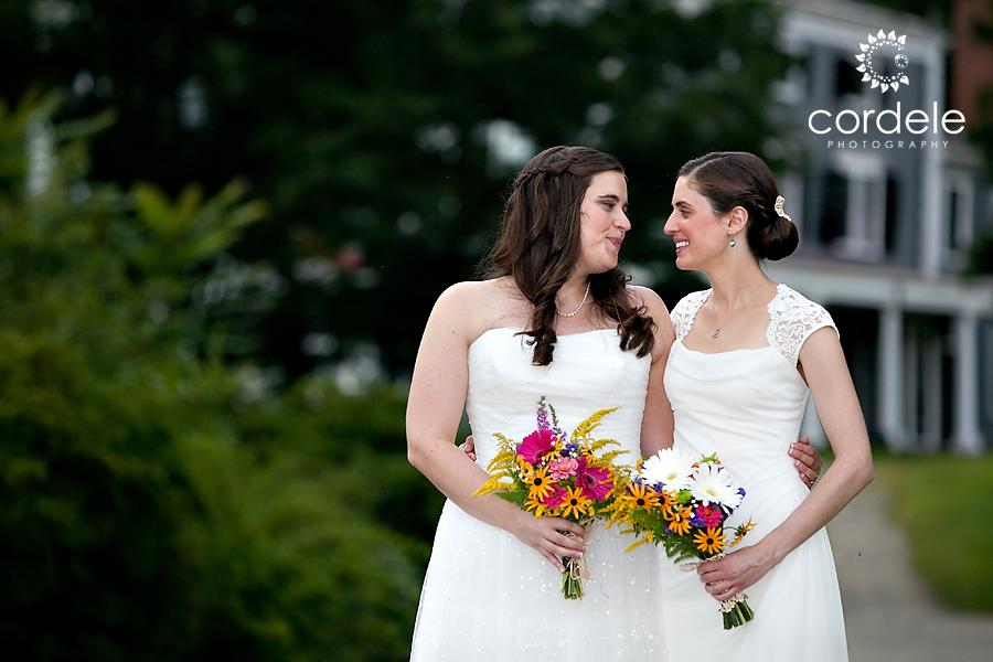 Same Sex Boston Wedding